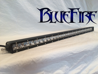 "BlueFire 150 Watt 30"" Single Row LED Light Bar"